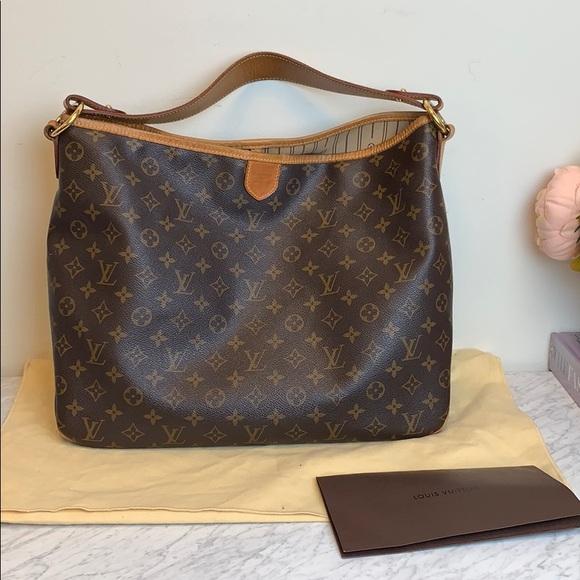 8c12fcf284 Louis Vuitton Bags | Delightful Mm Monogram Bag | Poshmark